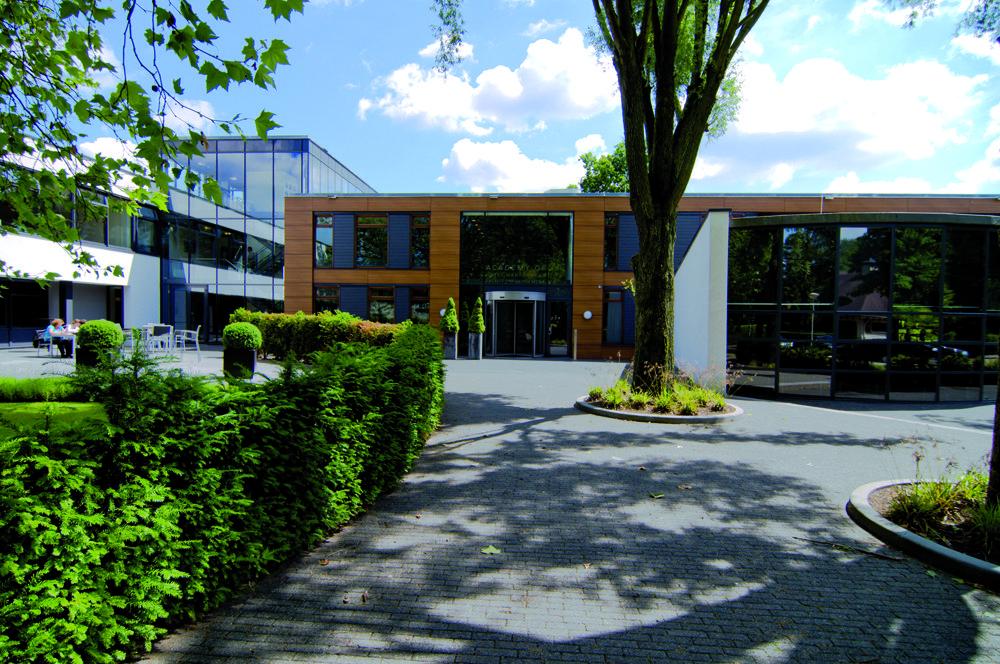 Hoge Hotelschool Breda - Hotelscholen